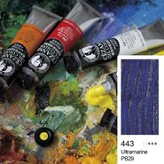 Extra Fine Oil Colour 45ml Ultramarine 443