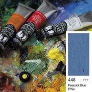 Extra Fine Oil Colour 45ml Peacock Blue 448