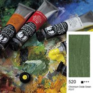 Extra Fine Oil Colour 45ml Chromium Oxide Green 520
