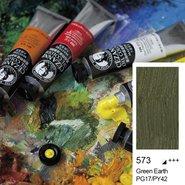 Extra Fine Oil Colour 45ml Green Earth 573