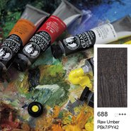 Extra Fine Oil Colour 45ml Raw Umber 688
