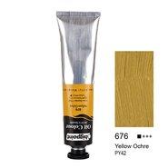 Oil Colour 200ml Yellow Ochre 676