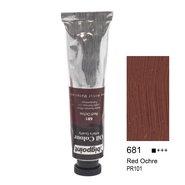 Oil Colour 200ml Red Ochre 681