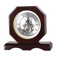 Wooden Desk Decor Clock 10025