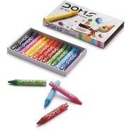 Doms Crayon 12 Colours