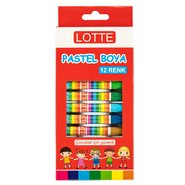 Lotte Oil Pastels 12 Colours