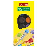 Lotte Watercolor 12 Colours