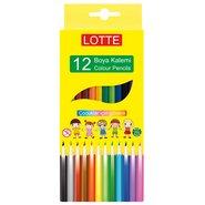 Lotte Colour Pencils 12 Colours
