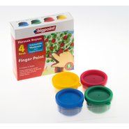 Finger Paint 4 Pcs