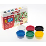 Finger Paint 6 Pcs